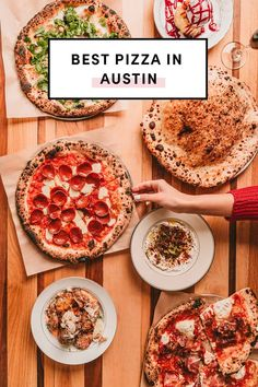 Austin is filled with several great pizza joints but what's the best? Here's my guide to the Neopolitan, Detroit, New York and everything in between that's not just the basic pepperoni. Best Pizza In Austin, Austin Food, Travel Guides, Travel Tips, Usa Travel, Visit Austin, Austin Texas, Pizza Special, Pizza Joint