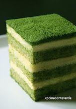 Matcha Tiramisu X´mas Cake
