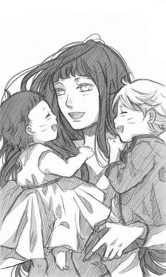 the best mother hinata