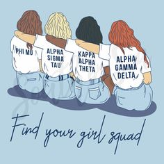 South by Sea Panhellenic Recruitment