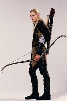 i just really like Legolas okay