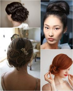 mother of the bride updos hair