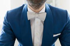 royal blue groom suit
