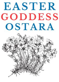 Controversial Goddess Ostara. Who is Ostara, and was this goddess worshipped by ancient pagans? Is she just a made up goddess by modern neopagan traditions? The beginner's guide to the goddess Eostre, who represents the springtime and the dawn. Who was the goddess Ostara? Ostara is a Germanic goddess of springtime, dawn, and renewal who has been worshipped for over 2,000 years. By Emma Kyteler from Eclectic Witchcraft. Witchcraft History, Witchcraft Symbols, Witchcraft Herbs, Witchcraft Books, Witchcraft Supplies, Easter Goddess, Witchcraft Tattoos, Easter History, Witchcraft For Beginners