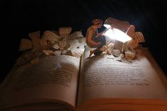 Pandora's Box Book Sculpture by wetcanvas.deviantart.com on @deviantART