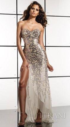 Terani Prom Dresses - Style 1318P