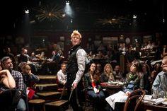 Lucas Steele as Anatole in 'Natasha, Pierre & the #TheGreatComet of 1812'