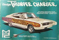 MPC Dodge Thunder Charger