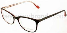 Michael Kors MK 247 021 BLACK/RED Glasses | Eyewear Brands Michael Kors Glasses, Sunglasses Online, Eyewear Brands, Bling, Ann Taylor, Red, Shopping, Beauty, Design