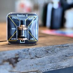 The #AspireNautilusX is the follow up to the legendary #AspireNautilus and is now available at #VapeEmporium.  Aspire Nautilus X features:  2ml e-liquid capacity NEW U-Tech coil design Top-filling capability Top airflow control Leak-proof design 22mm diameter 45mm height Delrin drip tip (replaceable 510 connection)  What's in the Box?  1 x Aspire Nautilius X 1 x Replacement glass tube 1 x Replacement 1.5 ohm U-Tech kanthal coil Find out more on our website: http://ift.tt/1fpCXFe