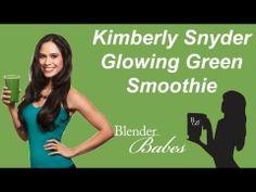 Glowing Green Juice Recipe!