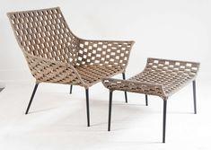 Outside Furniture, Teak Furniture, Luxury Furniture, Cool Furniture, Furniture Design, Outdoor Furniture, Macrame Chairs, Danish Chair, Sofa Chair