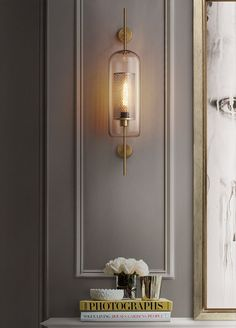 Chiswick Glass Wall Light – Tudo And Co Bar Lighting, Wall Sconce Lighting, Home Lighting, Wall Sconces, Lighting Design, Lighting Ideas, Wall Light Fixtures, Accent Lighting, Light Fittings