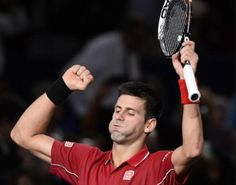 Novak Djokovic admits that winning the World Tour Finals via walkover was 'definitely awkward' ...   ... and talks swapping racquets for rattles as he heads home to new son: 'I'm glad I got a lot of sleep in London'  http://www.live-tennis.com/category/atp-tennis/novak-djokovic-winning-world-tour-finals-walkover-from-roger-federer-definitely-awkward-201411160016/