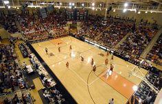 Mercer Homecoming: Mercer University vs Alabama Mercer Basketball, Basketball Court, Mercer University, Colleges, Alabama, Worship, Homecoming, Houses, Spaces