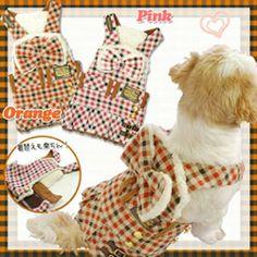 XS Little Dog TRAD GIRL Orange Pet Dress [ SMALL DOGS] hakugin http://www.amazon.com/dp/B00BYIPQ56/ref=cm_sw_r_pi_dp_V8TItb1ET9F1KAVY