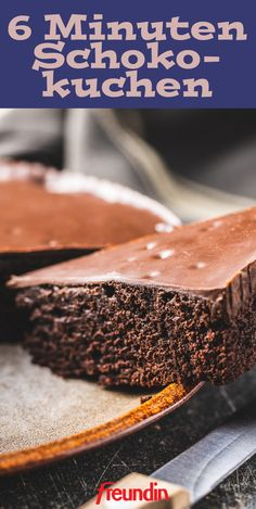 What's The Distinction Between Professional Chocolate And Homemade Chocolate In Factories? Fudge Recipes, Cake Recipes, Vegan Recipes, Dessert Recipes, Desserts, Mini Chocolate Cake, Microwave Fudge, Cake & Co, Food Cakes