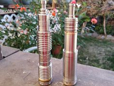 Sentinel V4 + Atomic by MCV with his brother VHO Cronus + Trident by GV #mods …