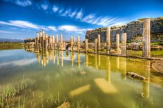 The known history of Magnesia (ad Meandrum) dates back to the 11th century BC, by Aeolians from Thessaly. Due to the great influence of the Ion Cities around the region, the city of Magnesia was re-constructed by the generosity of Miletos during the 6th BC. Magnesia was governed by the Roman Empire in 129 BC. ::Click image to read more::