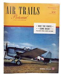 Air Trails December 1943