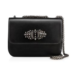 Bags - Sweet Charity Small Chain Bag - Christian Louboutin