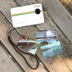 Capture color on the move with this amazing mini Polaroid camera