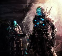Army of Two by KM33.deviantart.com on @deviantART