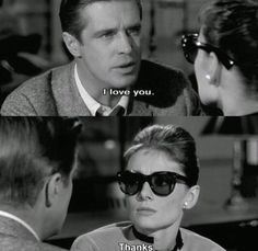 Funny pictures about Love lessons from Audrey Hepburn. Oh, and cool pics about Love lessons from Audrey Hepburn. Also, Love lessons from Audrey Hepburn. Quote Movie, Film Quotes, I Movie, Funny Quotes, Funny Memes, Quotes Quotes, Classic Movie Quotes, Classic Movies, Mood Quotes