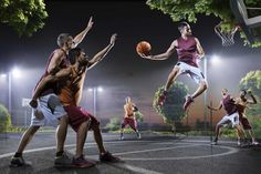 Building a basketball sports court facility can simply beautify your home; as its a perfect family spot for playing and bonding relations with health.