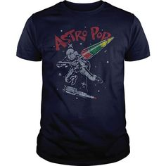 Cool Astro Pop Space joust T-Shirts