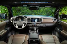 2016 Toyota Tacoma First Impressions