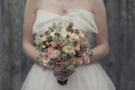 A Beach-Chic Wedding in the Sand in Seaside, Florida Wedding Dress, White Wedding Bouquets, Bride Bouquets, Wedding Shoot, Chic Wedding, Wedding Blog, Wedding Flowers, Wedding Stuff, Fruit Flowers
