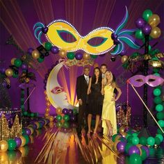 masquerade complete theme mardi gras comes alive in your school gymnasium or venue this