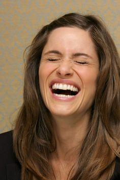 amanda peet  most infectious smile