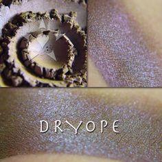 DRYOPE- RETURNS 9/1/16 - Aromaleigh Cosmetics #duochrome