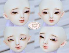 ::. 𝐂𝐮𝐬𝐭𝗼𝗺 𝐟𝐚𝐜𝐞-𝐮𝐩 .:: 1/4 head www.nomyens.com #bjd #abjd #balljointdoll #dollofstargram #instadoll #dollstargram #toy #paint #painting #painted #repaint #handmade #nomyens #nomyensfaceup #msddoll Star G, Ball Jointed Dolls, Bjd, Cosmetics, Face, Handmade, Painting, Hand Made, Painting Art