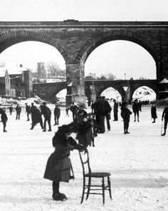Frozen River Tees Yarm Stockton on Tees River Tees, Stockton On Tees, Northern England, North East England, Middlesbrough, North Yorkshire, Historical Pictures, Brooklyn Bridge, Street View