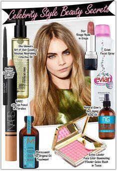 Celebrity Style Beauty Secrets