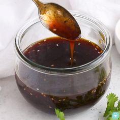 Teriyaki Sauce Healthy, Teriyaki Stir Fry Sauce, Salsa Teriyaki Casera, Gluten Free Teriyaki Sauce, Gluten Free Sauces, Paleo Sauces, Homemade Teriyaki Sauce, Dairy Free Recipes, Sauce For Stir Fry