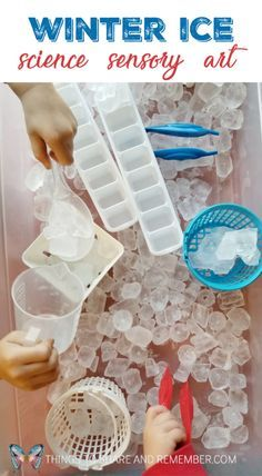 Winter Ice » Share & Remember | Celebrating Child & Home