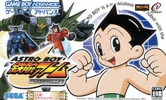Astro Boy on Treasure