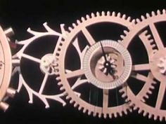 Video from 1949 from Hamilton Watch Co. explaining how a mechanical watch works.    @Brad Emerson
