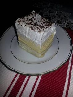 Madártej szelet Muffins, Hungarian Recipes, Hungarian Food, Vanilla Cake, Cheesecake, Food And Drink, Sweets, Cookies, Diet