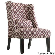 INSPIRE Q Dorchester Wingback Nail Head Accent Chair - Overstock Shopping - Great Deals on INSPIRE Q Living Room Chairs