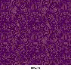 Hydrographic film design pattern KD433