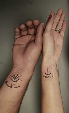 Couple tattoo More