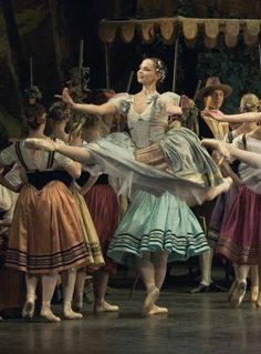 Napoli, Royal Danish Ballet.