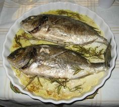 Ricetta Orata al microonde Easy Cooking, Cooking Recipes, Microwave Recipes, Micro Onde, Have Time, Finger Foods, Crisp, Seafood, Oven