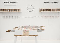 Design jako hra Ceramic Design, Place Cards, Place Card Holders, Ceramics, Ceramica, Pottery, Ceramic Art, Porcelain, Ceramic Pottery