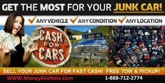 Sell your car Now For top Cash! Free Pickup. Call Now for a Quote!www.money4vehicle.com